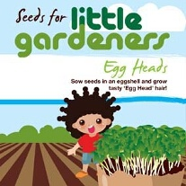 Little Gardeners - Egg Heads Cress