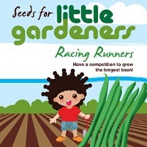 Little Gardeners - Racing Runner Beans
