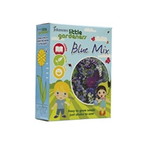Little Gardeners - Shake & Sow Blue Mix