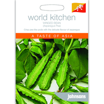 Winged Bean (Asparagus Pea)