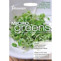 Microgreens Basil