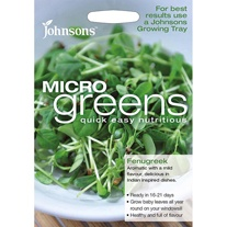 Microgreens Fenugreek
