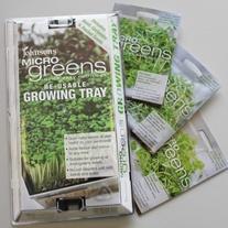 Microgreens Growing Kit