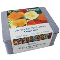 Perfect For Pollinators Seed Tin Collection
