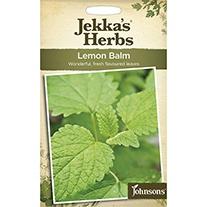 Jekka's Herbs Lemon Balm