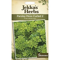Jekka's Herbs Parsley Moss Curled 2
