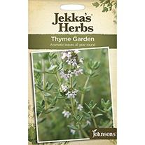 Jekka's Herbs Thyme Garden
