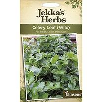 Jekka's Herbs Celery Leaf Wild