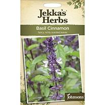 Jekka's Herbs  Basil Cinnamon