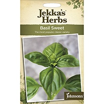 Jekka's Herbs Basil Sweet