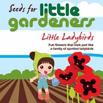 Little Gardeners - Little Ladybirds