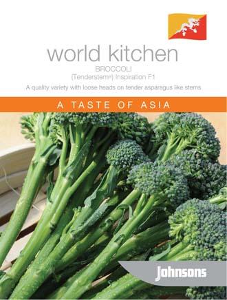 Broccoli (Tenderstem®) Inspiration F1