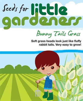 Little Gardeners - Bunny Tails