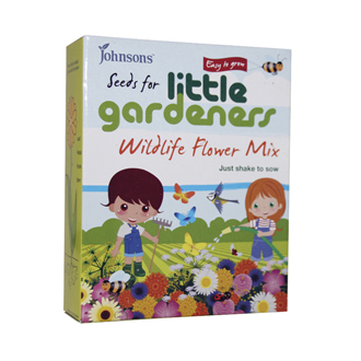 Little Gardeners - Shake & Sow Wildlife Flower Mix