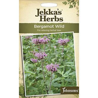 Jekka's Herbs Bergamot Wild