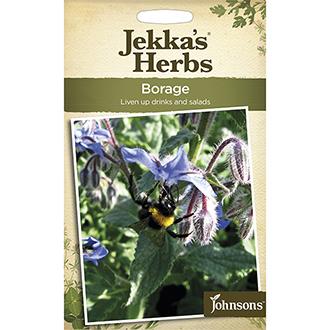 Jekka's Herbs Borage