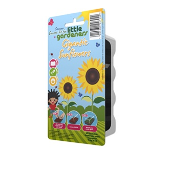 Little Gardeners - Gigantic Sunflowers Starter Kit
