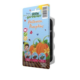 Little Gardeners - Halloween Pumpkins Starter Kit