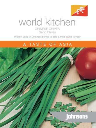 Chinese Chives - Garlic Chives