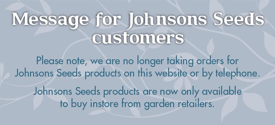 Buy Jonhsons Seeds In Stores