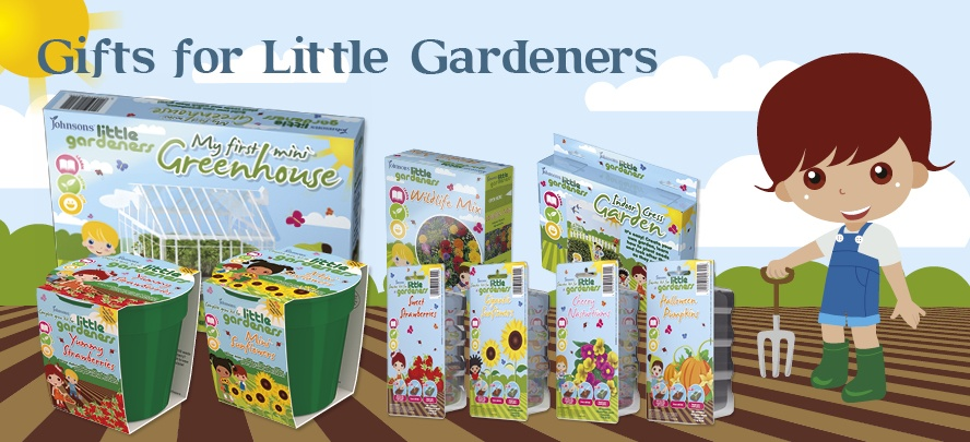 Little Gardeners Seeds and Gifts