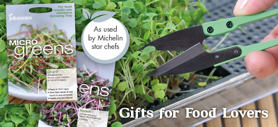 Microgreens Seeds and Kits