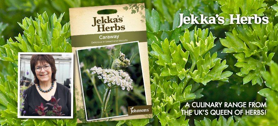 Jekka's Herb Seed Range