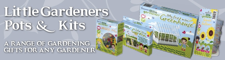 Little Gardeners vegetable seeds from Johnsons